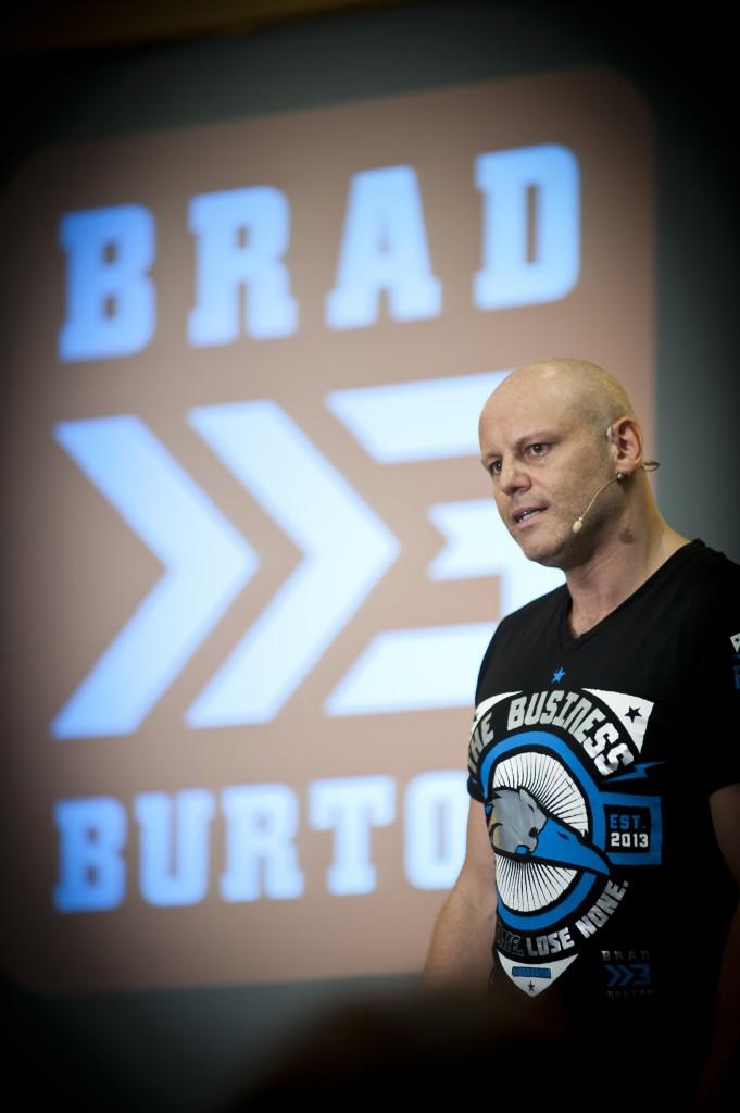 Brad Promo.