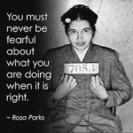 Rosa Parks & Courage Twitter Chat 2 Dec '15
