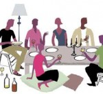 Who Is Your Ultimate Dinner Party Guest? Twitter Chat 16 Dec '15